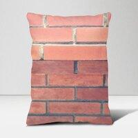 Taiwan's red bricks16 x 24吋長形抱枕
