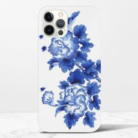 青花瓷A –iPhone 12 Pro Max 光面硬身殼