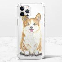 期待。快樂iPhone 12 Pro Max 透明殼(TPU軟款)
