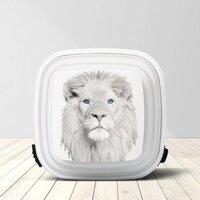 獅王A –10000mAh 創意夜燈行動電源