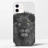 獅王B –iPhone 12 mini 光面硬身殼