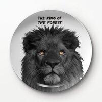獅王B1 –8吋新骨瓷浅餐盤