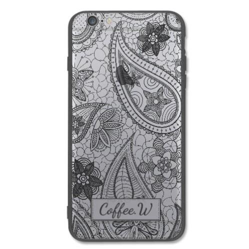 671ec15a625 Custom iPhone 6 6s Plus Transparent Slim Case