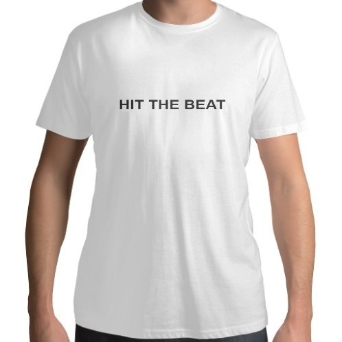 HIT THE BEAT T-SHIRT