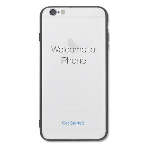 add31316ead Custom Iphone start screen iPhone 6 6s Plus Transparent Slim Case ...