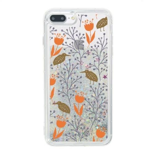 best service 9d3fb df078 iPhone 8 Plus Liquid Glitter Case