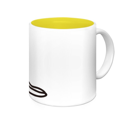 Cute Slug Color Mug